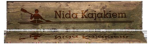 Kajaki Nida – Spływy kajakowe na ponidziu Logo